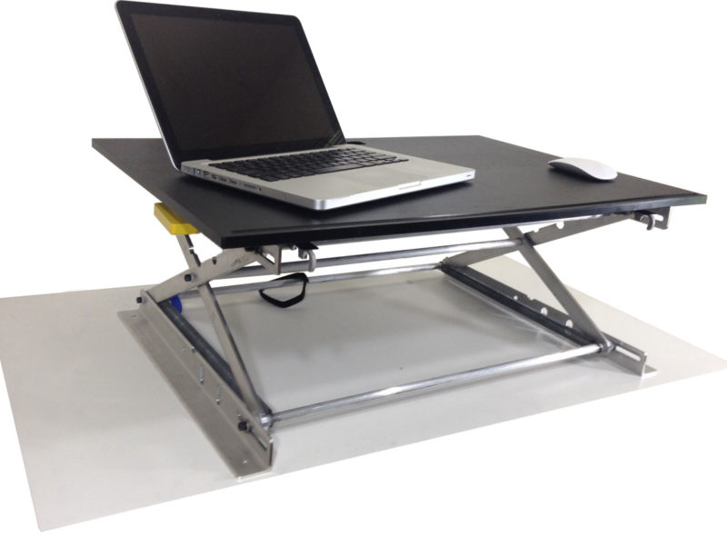 Adjule Standing Desk The Riseup Table Top