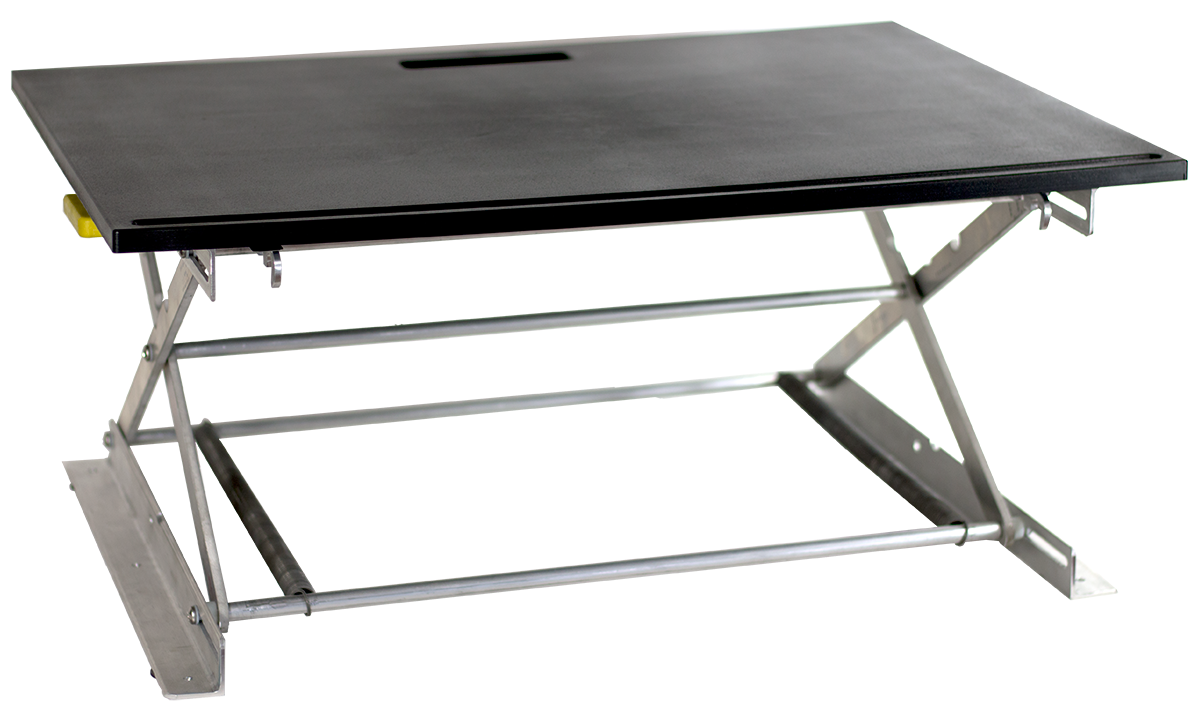 standing desk table top - 28 images - halter manual ...