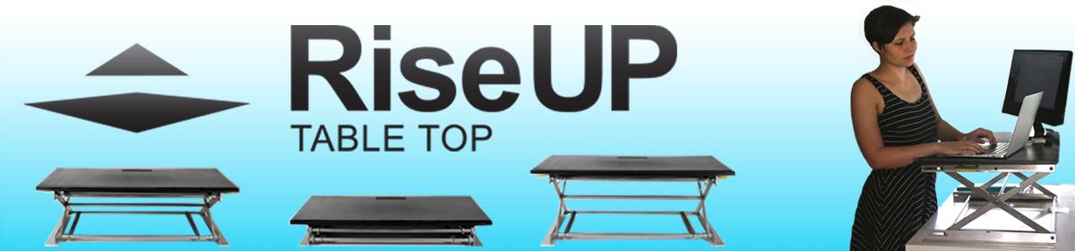 RiseUP – Standing Desk
